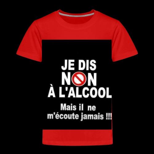 1DCC2EA4 45E5 4113 9F8B 23BC8D6D3254 - T-shirt Premium Enfant
