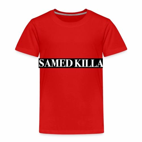 SAMED KILLA - Logo - Kinder Premium T-Shirt