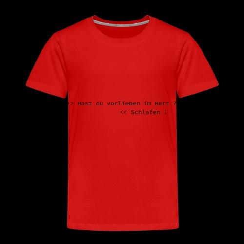 Vorlieben - Kinder Premium T-Shirt