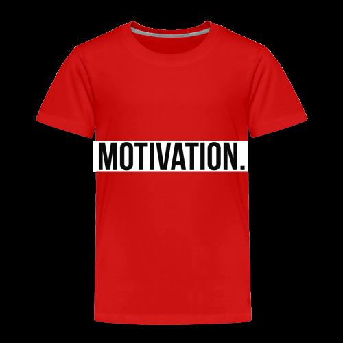 Motivation - Kinder Premium T-Shirt