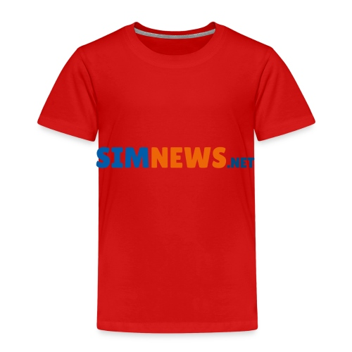 SimNews.net - Kinder Premium T-Shirt