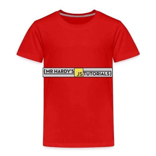 Mr Hardys Logo - Kids' Premium T-Shirt