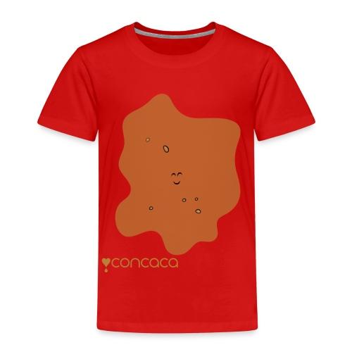 Baby bodysuit with Baby Poo - Kids' Premium T-Shirt