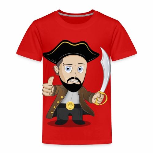 KaeptnTV Bild - Kinder Premium T-Shirt