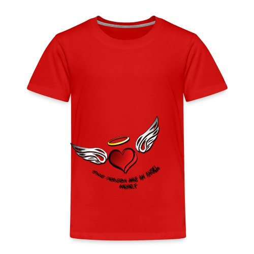 angel heart 1 - T-shirt Premium Enfant