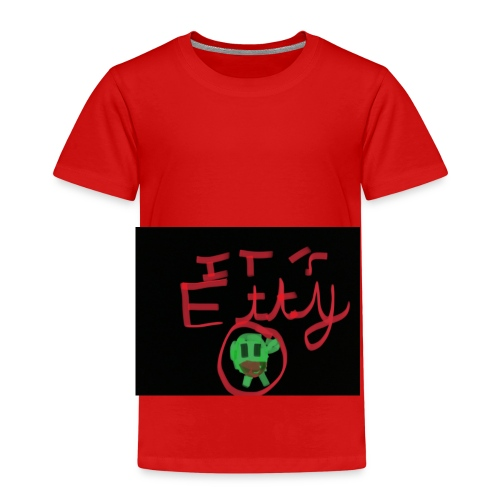 It's Etty - Kids' Premium T-Shirt
