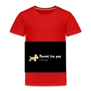 Peanut the Pug Edition - Kids' Premium T-Shirt