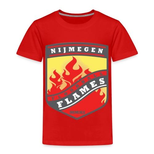 trainingsjack rood - Kinderen Premium T-shirt