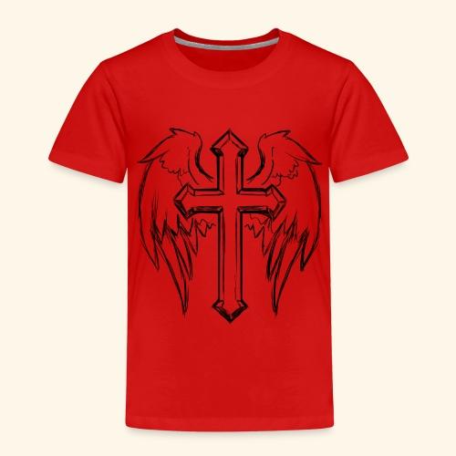 Faith and love - Kids' Premium T-Shirt