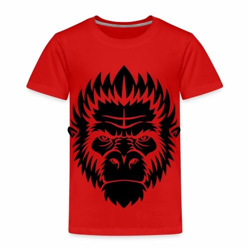 gorilla black - T-shirt Premium Enfant