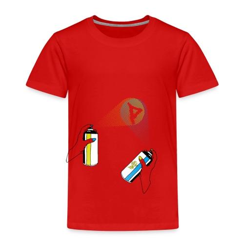 pantin spray - Kinder Premium T-Shirt