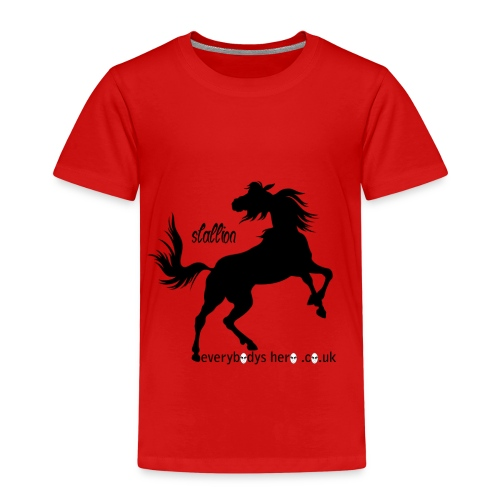 stallion - Kids' Premium T-Shirt