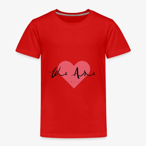 We are family - Kids' Premium T-Shirt