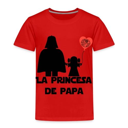princesa de papa - Camiseta premium niño