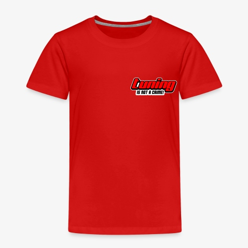 Tuning Sticker - Kinder Premium T-Shirt