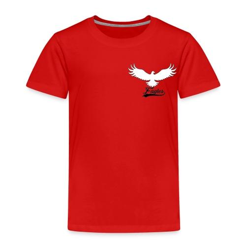 Eagles logo design - Kids' Premium T-Shirt