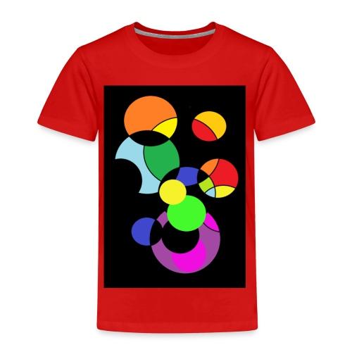 circles - Camiseta premium niño