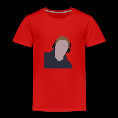 JanMagnis Official T-Shirts - Premium T-skjorte for barn
