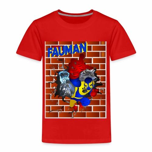 PORTADA FAUMAN - Camiseta premium niño