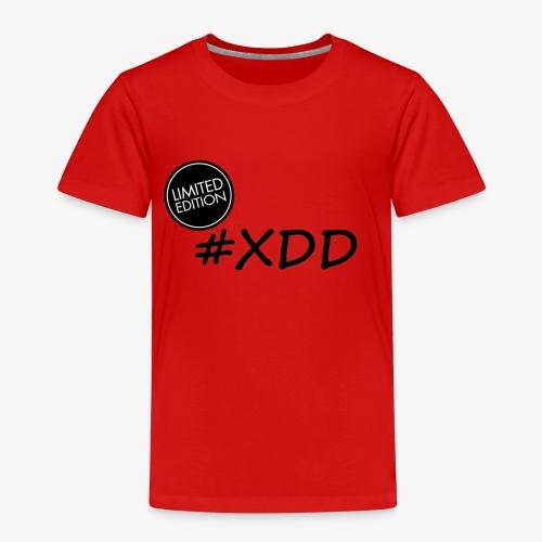 #XDD Limited Edition 25.06.18 - Koszulka dziecięca Premium