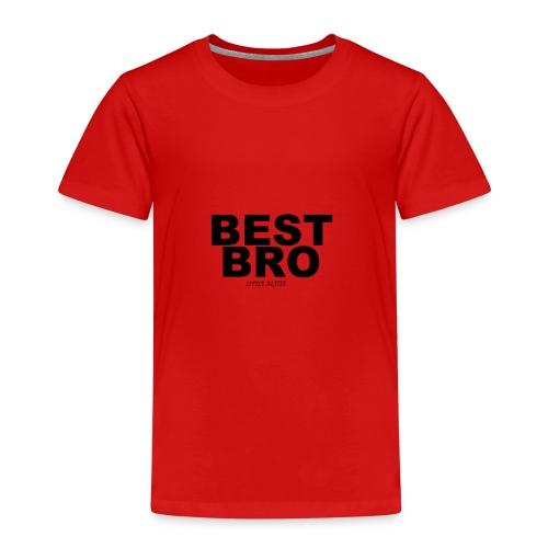 BEST BRO KIDS hoddie - Kids' Premium T-Shirt