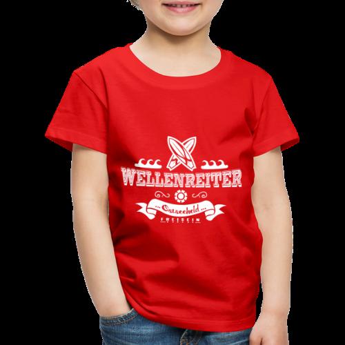 Geweihbaer Wellenreiter - Kinder Premium T-Shirt