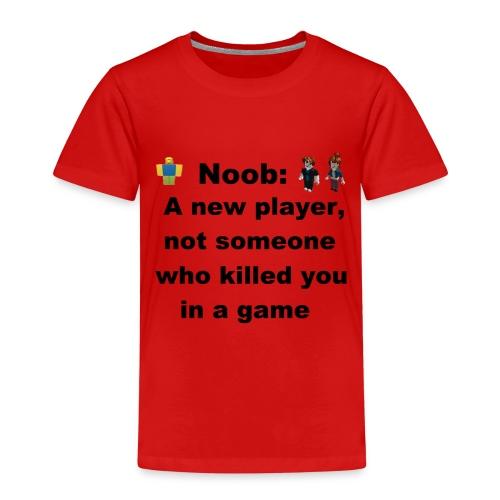 Noob - Kids' Premium T-Shirt