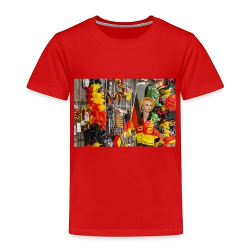 Deutschland, Weltmeisterschaft, Fussball, Sport , - Kinder Premium T-Shirt
