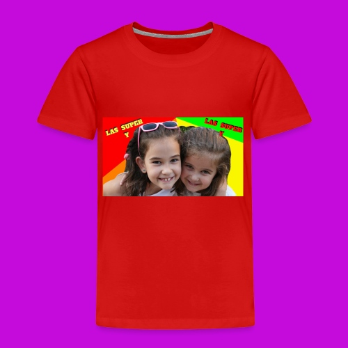 LAS SUPER Y - Kids' Premium T-Shirt