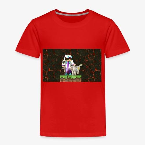 #MinecraftWeapon - Kinder Premium T-Shirt