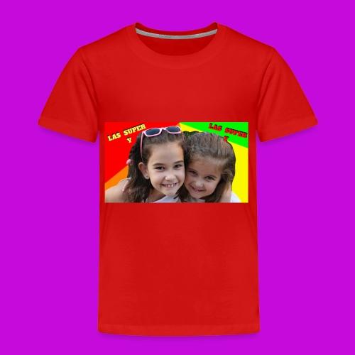 LAS SUPER Y - Kids' Premium T-Shirt