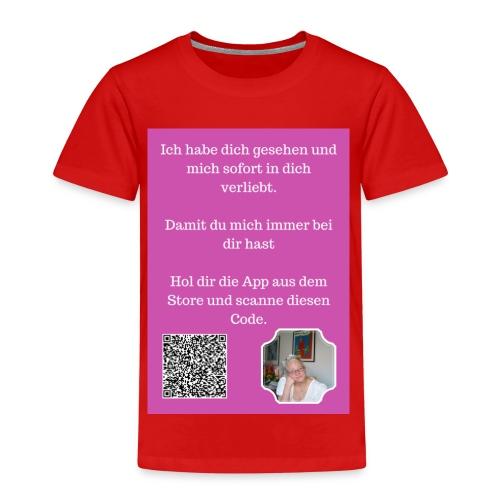 49 Partnerschaft verliebt Bild ändern. S.unten - Kinder Premium T-Shirt