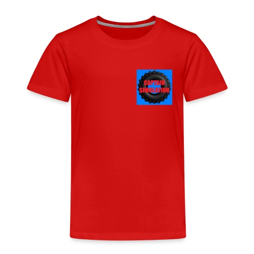 Captain Simulation - Kids' Premium T-Shirt