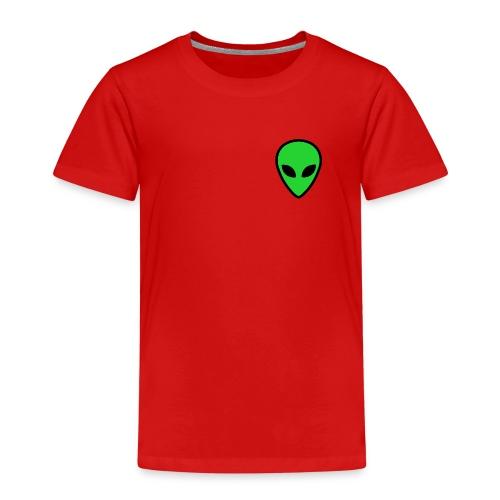 alien face 4 - Maglietta Premium per bambini