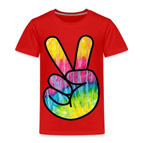 Peace Out Dude - Kids' Premium T-Shirt