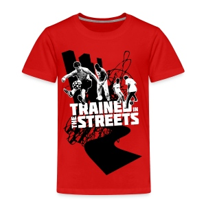Trained in the Streets - Kids' Premium T-Shirt