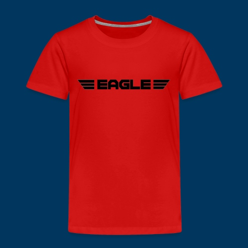 EagleFont - Kinder Premium T-Shirt