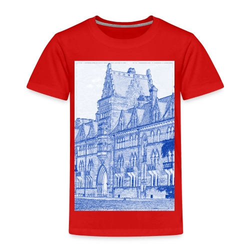 Oxford Architecture Design - Kids' Premium T-Shirt