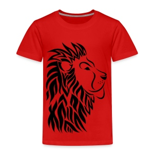 lion tribal shirt - Kinder Premium T-Shirt
