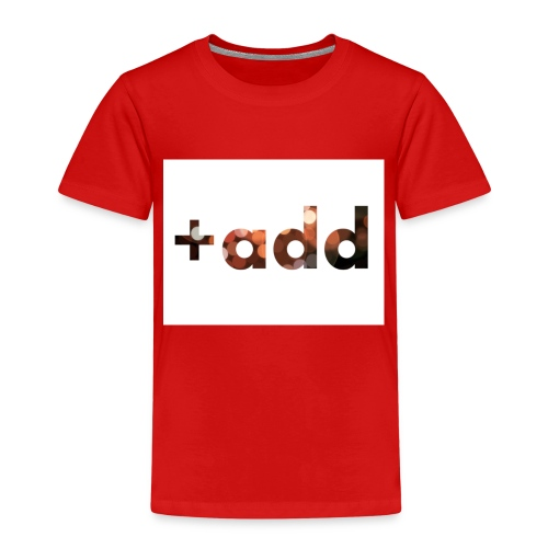 add - Kinder Premium T-Shirt