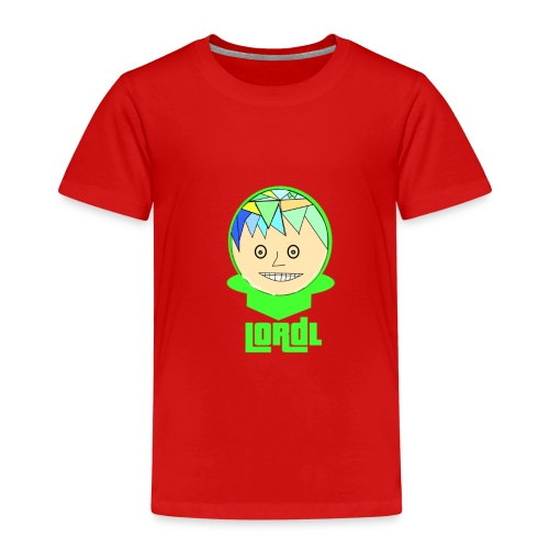 Lord L Comic - Kinder Premium T-Shirt