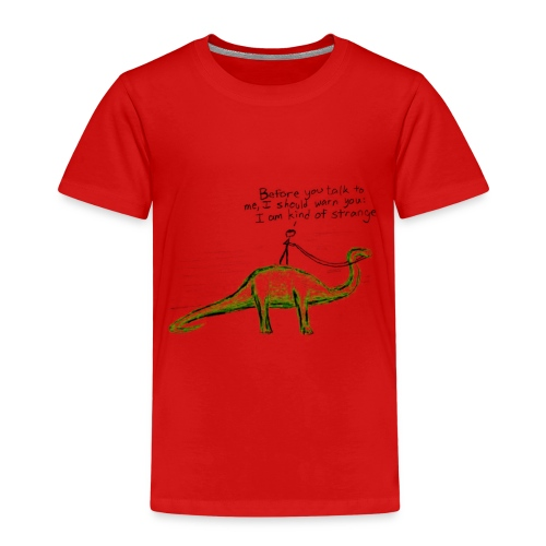Roooooaaaawr - Kinder Premium T-Shirt