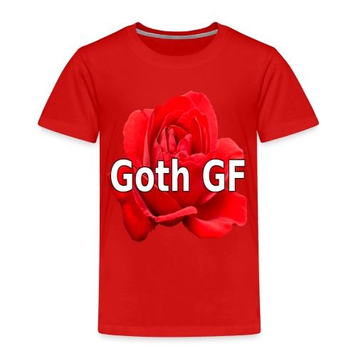 Goth GF - Kinder Premium T-Shirt