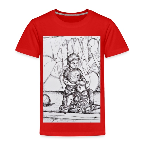 detail devil - T-shirt Premium Enfant