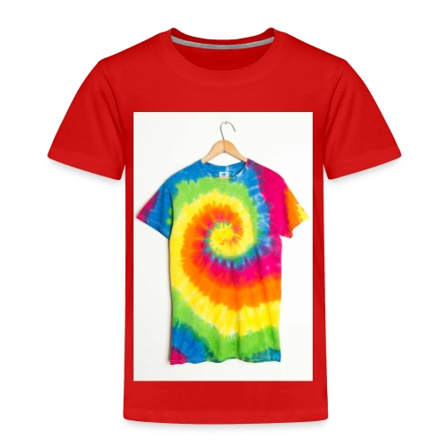 tie die small merch - Kids' Premium T-Shirt