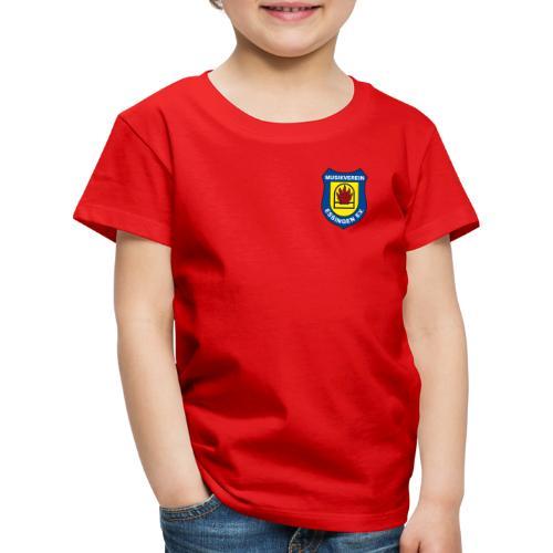 Wappen (farbig) - Kinder Premium T-Shirt