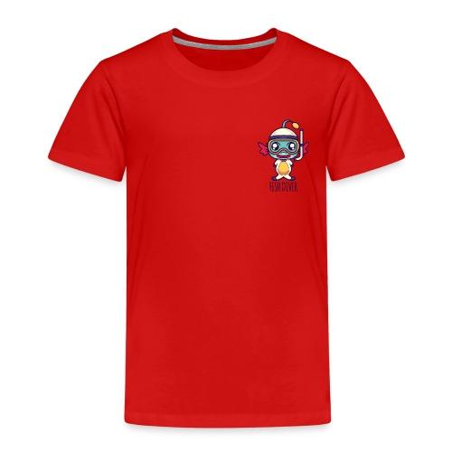 Fish Diver - Kinder Premium T-Shirt