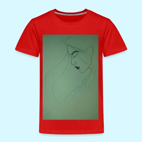 side profile - Kids' Premium T-Shirt