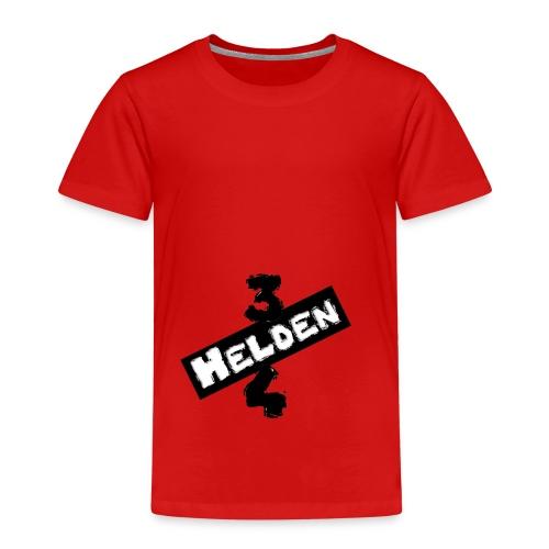 Schriftzug S/W - Kinder Premium T-Shirt