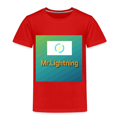 Mr.Lightning - Kinder Premium T-Shirt